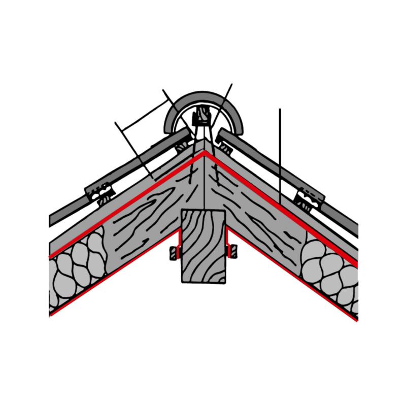 Unterdeck- und Unterspannbahn WÜTOP<SUP>® </SUP>Thermo ERS - 0