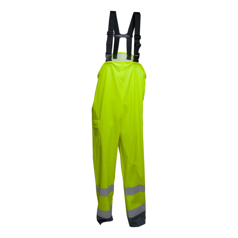e7f6838cb Buy Waterproof trousers with braces Hi-Vis