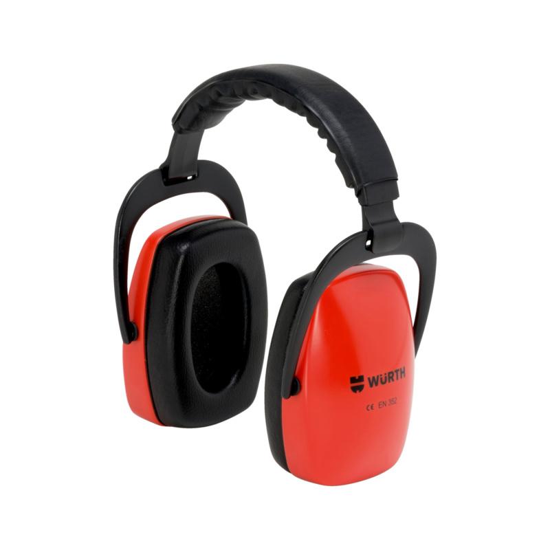 Kapselgehörschutz Pocket  Zusammenklappbarer Gehörschützer im praktischen, handlichen Taschenformat.