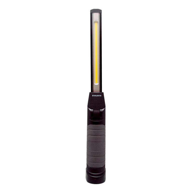 Nabíjecí ruční LED svítilna  WL1 LED 3+1W  - 0