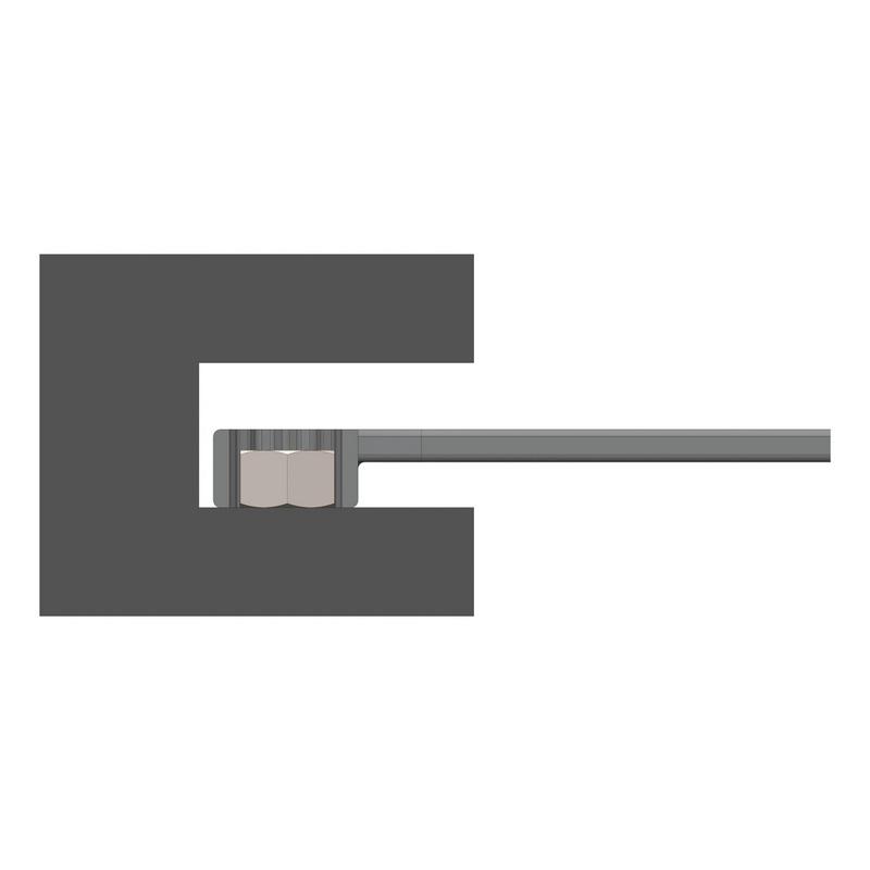 Conj. de chaves luneta dupla, 6 peças, extra longa - CONJ CHAVES LUNETA EXTRA LONGA - 6 PECAS