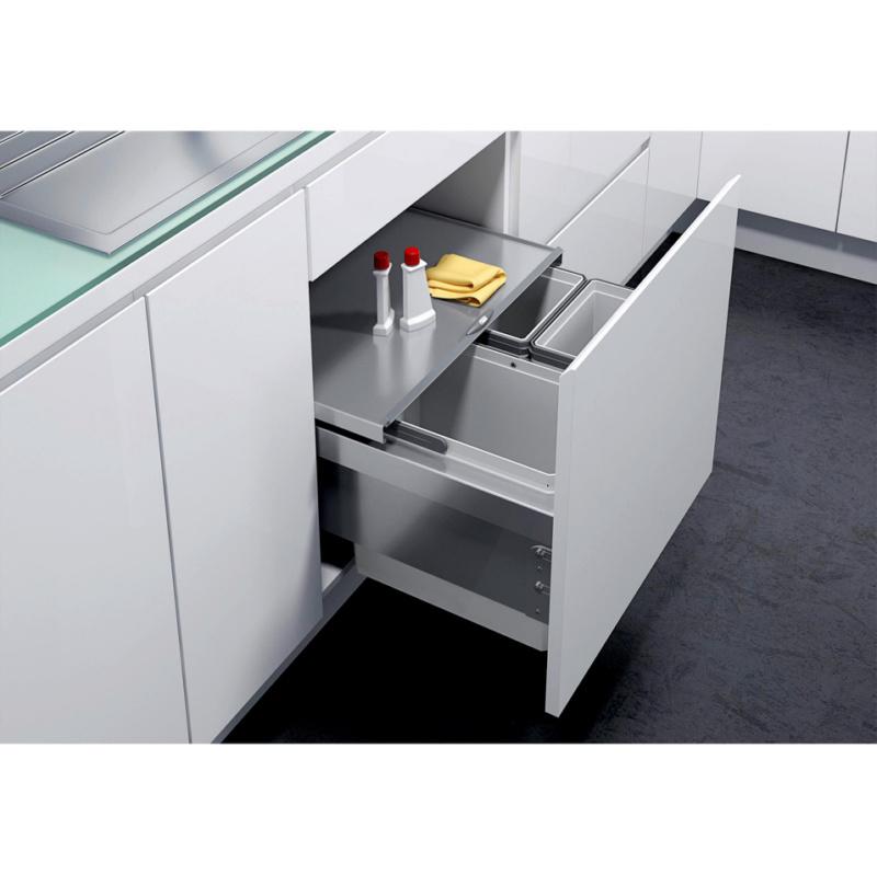 Sistema de separação de lixo, Öko-Liner - OKO-LINER EXT FRONTAL 38  600MM