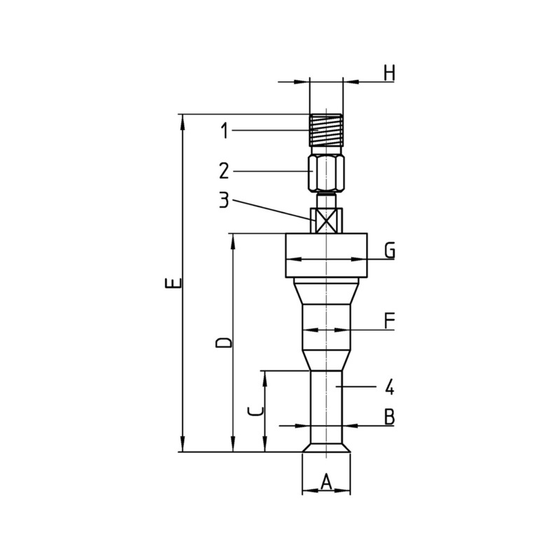 Ściągacz wewnętrzny - SCIAGACZ WEWNETRZNY D24-30MM