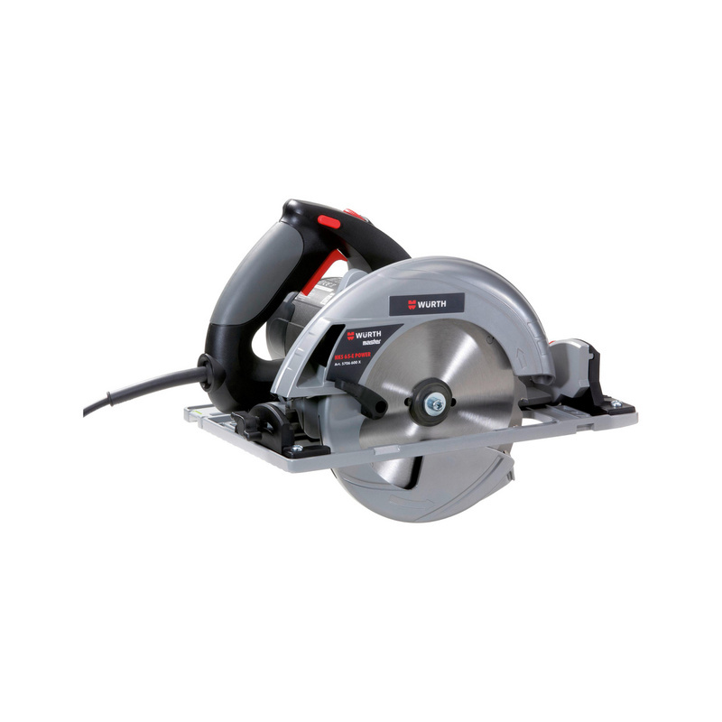Handkreissäge HKS 65-E Power  800 Watt starke Handkreissäge mit geringem Gewicht und hoher Schnittgeschwindigkeit.