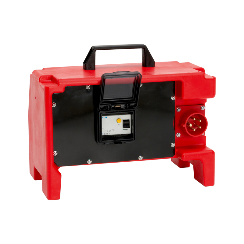 Kunststoff-Steckdosenverteiler WSDV - STROMVERT-KST-WSDV1