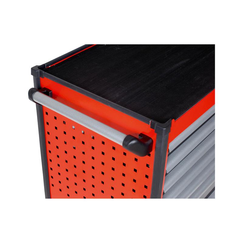 Wózki warsztatowe Tool-System R - WÓZEK NARZĘDZIOWY R7 RAL3020