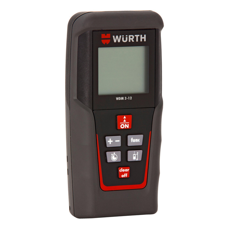 Laser range finder WDM 3-12 - LASRDISTMTR-WDM3-12
