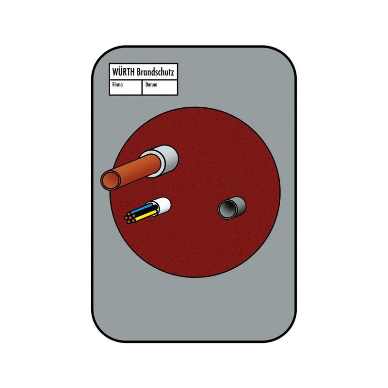 Brandschutzschaum Kombi - 0