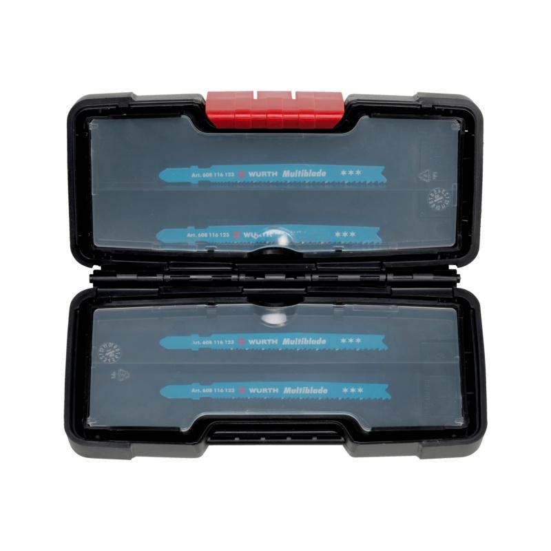 Multischneider EMS 450-SL Power Sehr kräftiger, vibrationsarmer 450 Watt Multischneider mit innovativer Starlock Max Werkzeugaufnahme.
