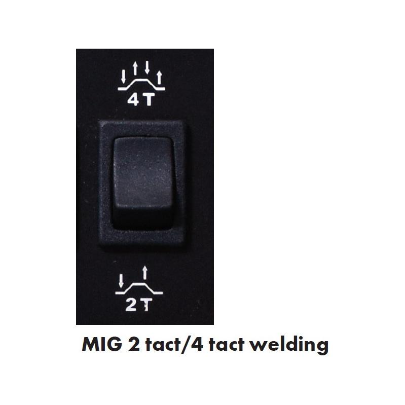 MIG hegesztőberendezés, 180-5 - HEGESZTŐGÉP-MIG/MAG/ARC/LIFT/TIG-(180-5)