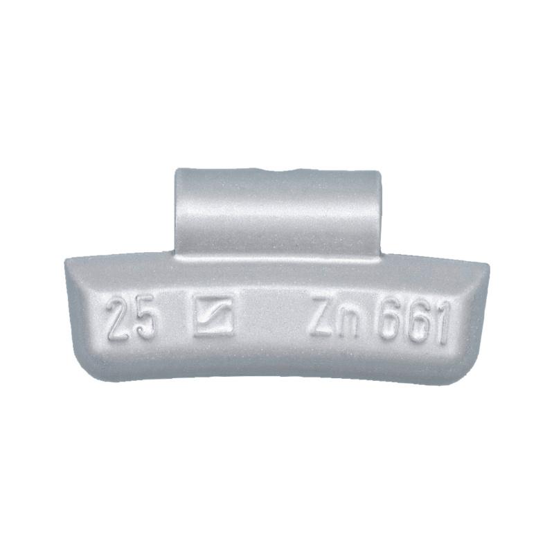 masse d 39 quilibrage en zinc type 63 z 083063 25 w rth. Black Bedroom Furniture Sets. Home Design Ideas