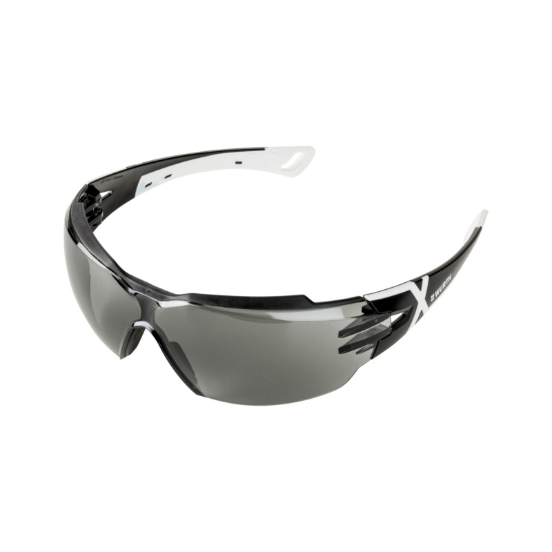 Schutzbrille Cetus®X-treme, grau Optimaler Schutz in sportlichem Design.