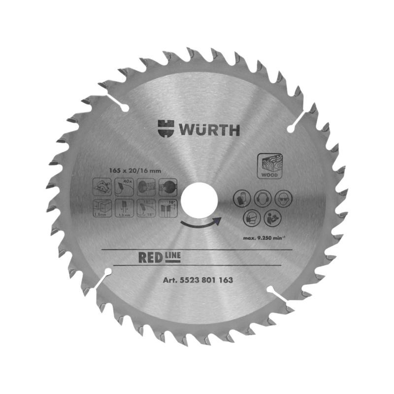 Circular saw blade - 5523801184