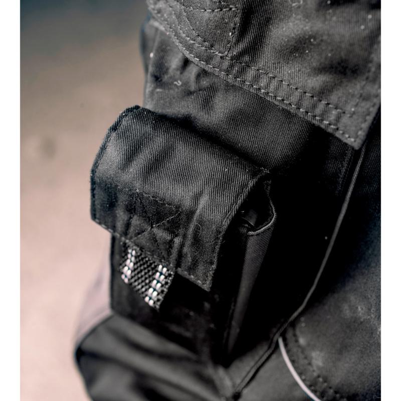 Pantalons STARLINE<SUP>®</SUP> Plus - PANTALON STARLINE PLUS NOIR/GRIS T50