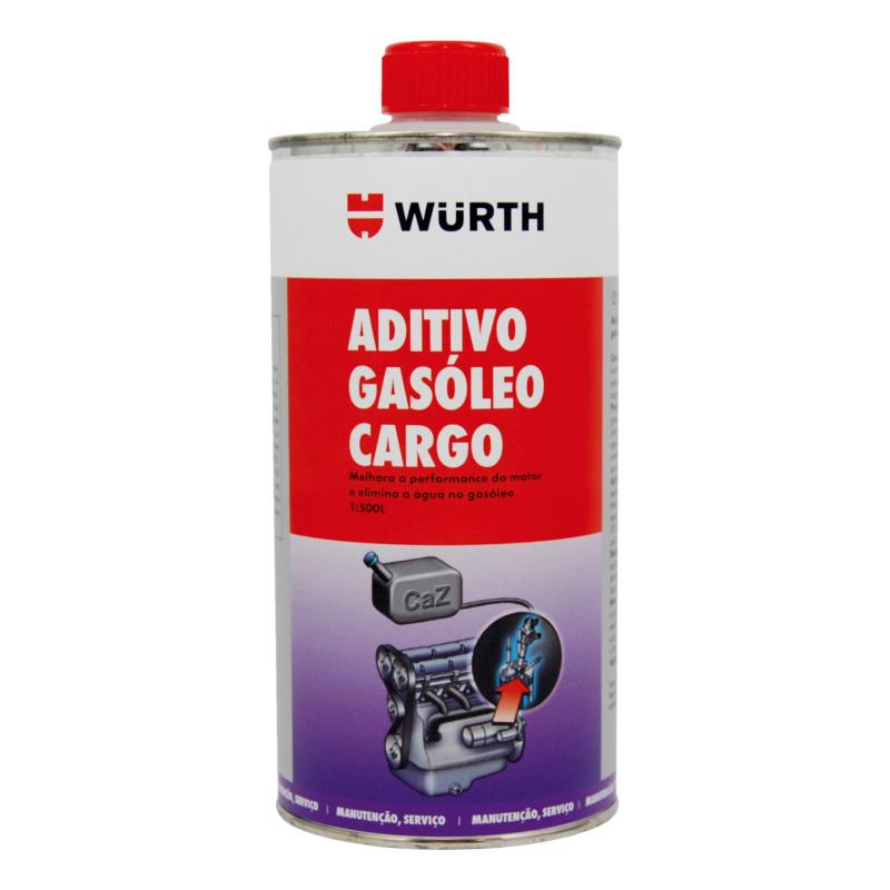 Aditivo para gasóleo  CARGO - ADITIVO PARA GASOLEO CARGO 1:500L 1L