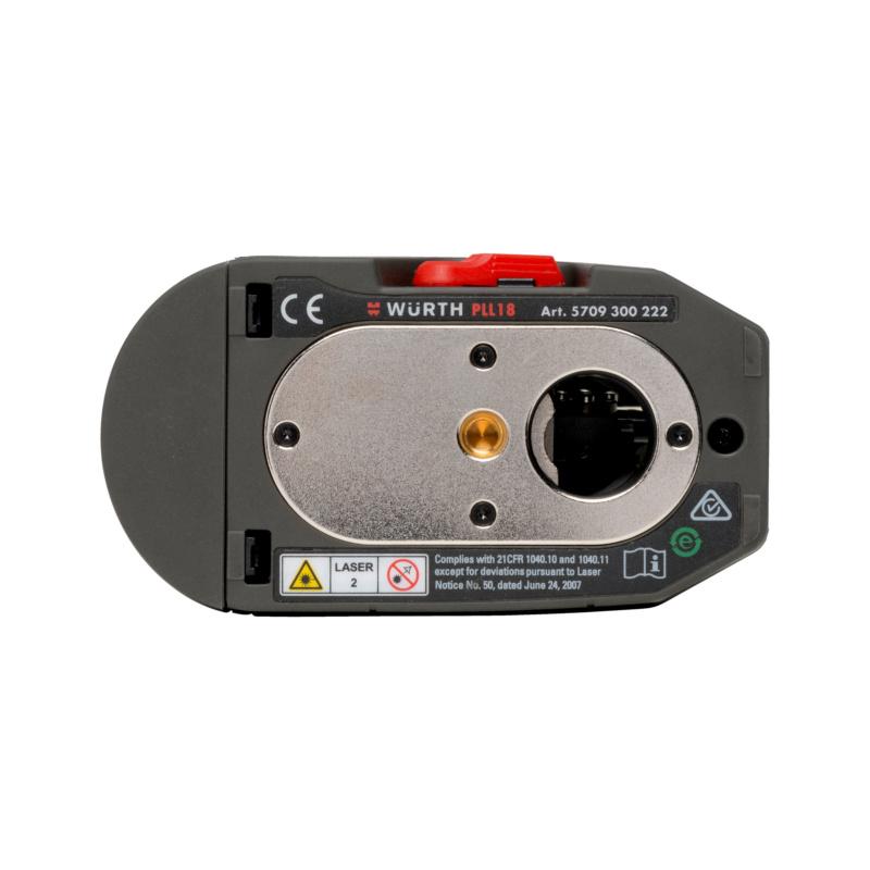 Livella laser a punti - 0