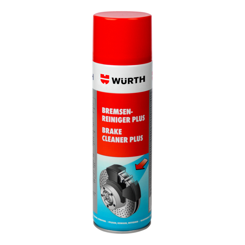 Środek do czyszczenia hamulców Plus - 2