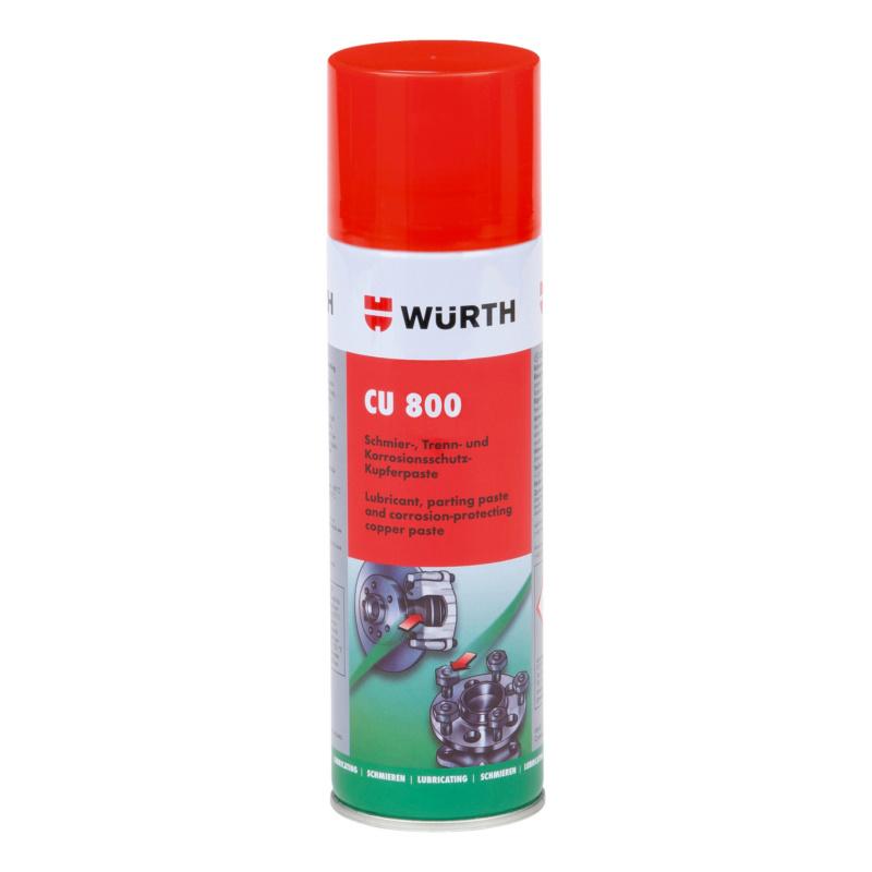 铜喷剂 CU 800 - 铜800润滑剂-气雾罐-300ML