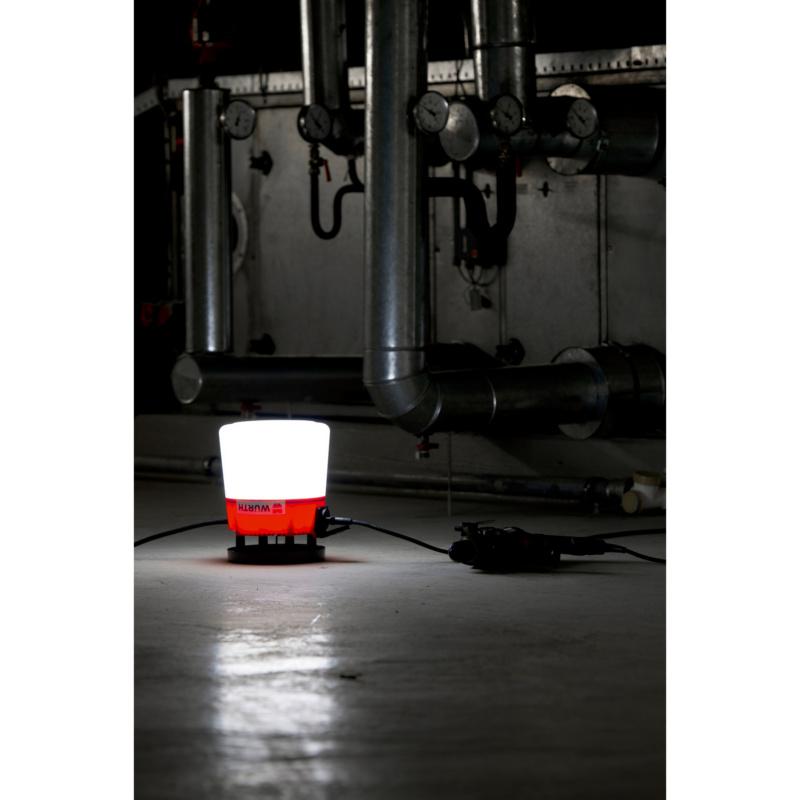 Työvalaisin, 360° LED - TYÖVALAISIN 360 LED 24W 230V IP54