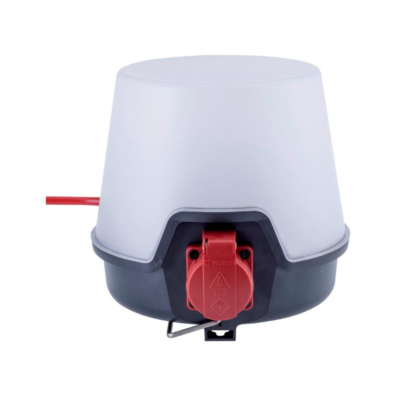 LED-Arbeitsleuchte 360° 30 Watt, Leitungslänge: 5 m, Schutzklasse 1, Lichtstrom: 3400 lm, Nennspannung min/max: 220/240 V/AC