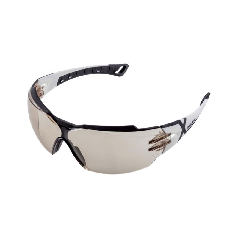 Schutzbrille Cetus®X-treme 65KB  Außergewöhnlicher Schutz in sportlichem Design.
