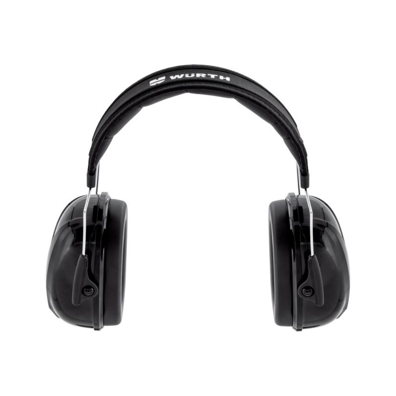 Kapselgehörschutz WNA 200  Mit sehr guter Dämmleistung und höhenverstellbarem Kopfbügel.