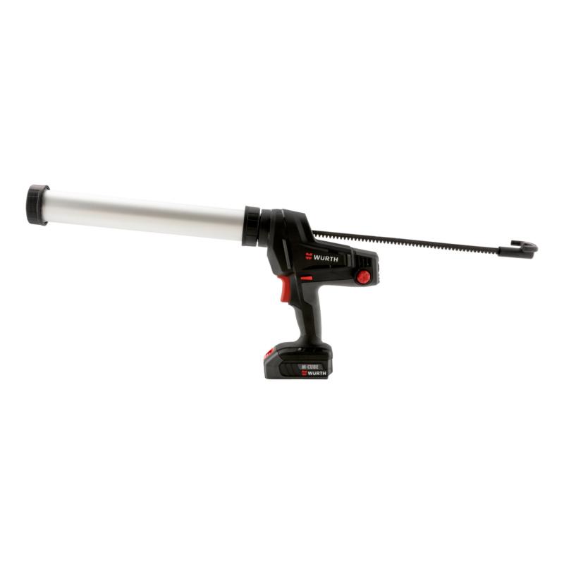 Akku-Auspresspistole AKP 18-600 M-CUBE?  Leistungsstarke 18 V Auspresspistole.