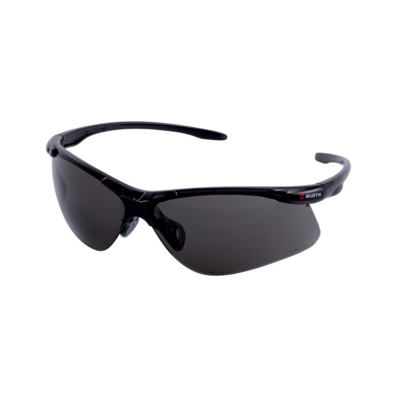 Bügelbrille Askella®, dunkelgrau  Sportlicher Augenschutz mit hohem Tragekomfort.