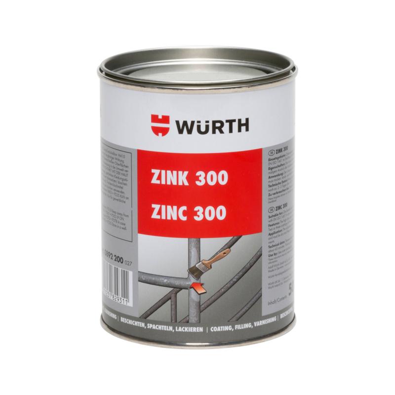 Antikorózny lak Zinc 300 - 0