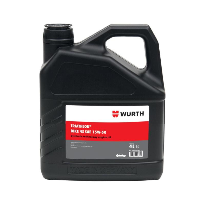 发动机机油 Triathlon® - 全合成机油-SYNTH A-0W40-4L
