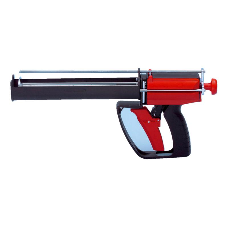 Auspresspistole Handymax, 330 Ml Zum Auspressen von WIT-Kartuschen (150 ml, 320 ml, 330 ml).