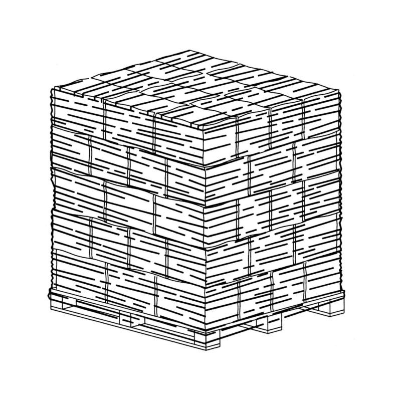 Packfolie Packfix - PACKFOL-PACKFIX-23MY-100MMX150M