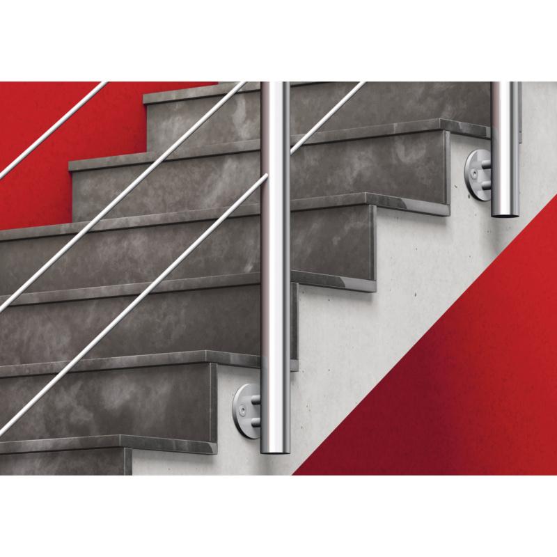 Skrutka do betónu W-BS, typ SK, zápustná hlava - KOTVA (W-BS/SK) A2K TX30 45-65-6X100