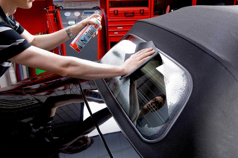 Mikroaktiv-Tuch Clean & Polish - MIKROTUCH-CLEAN&POLISH-SCHWARZ-400X400MM