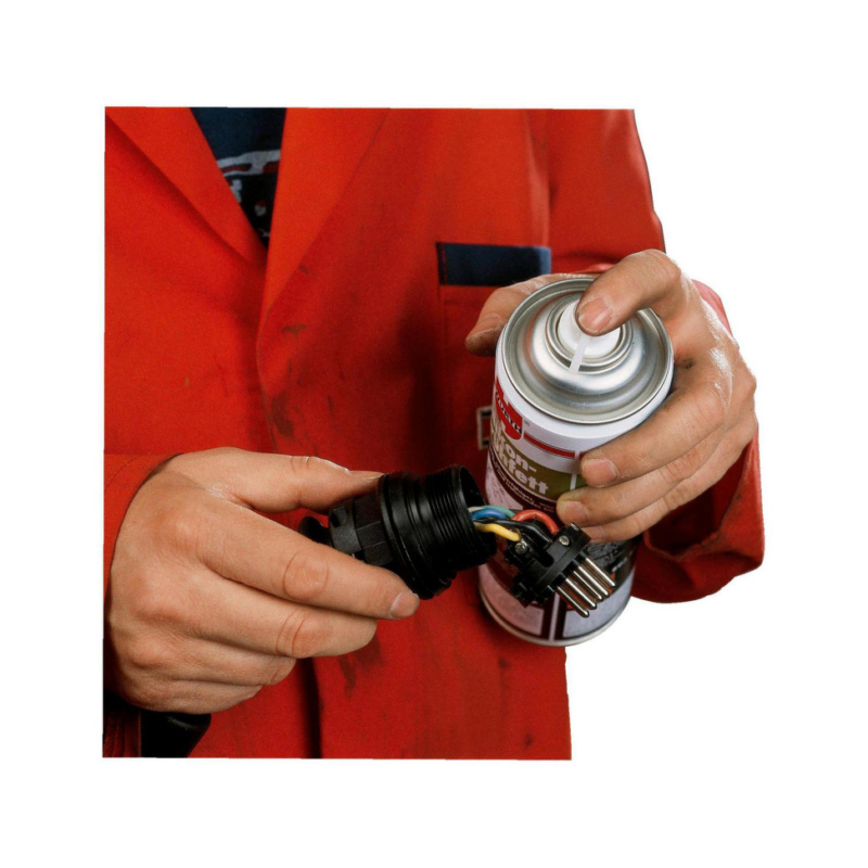 Spray de massa de silicone - SPRAY MASSA DE SILICONE 500ML