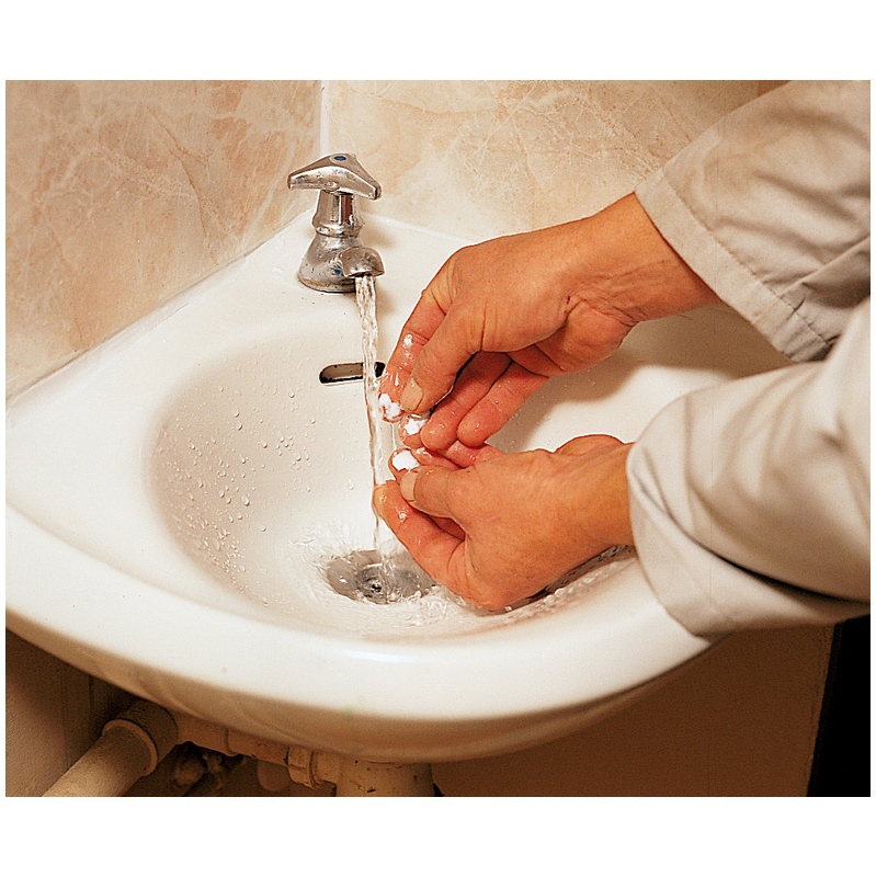 Mastic silicone Easy Liss Sanitaires et carrelages - AQUASILICONE SANITAIRE-310ML-BLANC