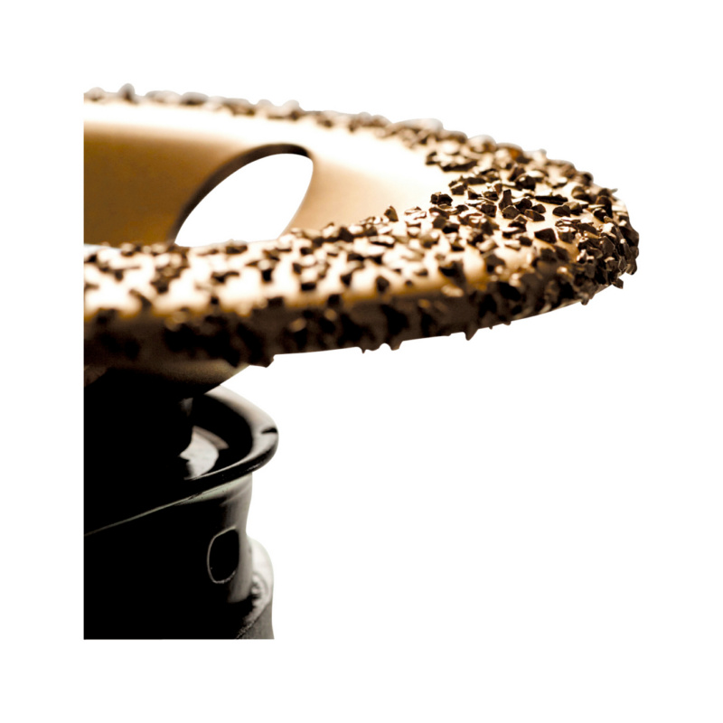 Disques abrasif universel au carbure de tungstène - Disque bombe carbure de tung D180 GR24