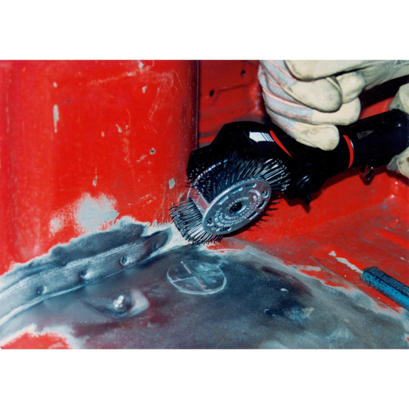 Levigatrice a spazzola pneumatica DBS 3500 - 0