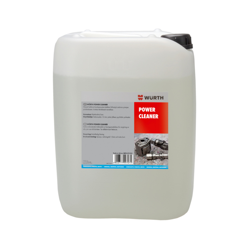 Würth Power Cleaner - WÜRTH POWER CLEANER 20 L