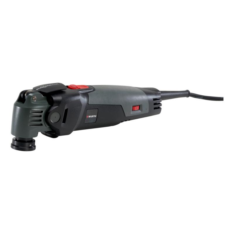 Multischneider EMS 350-SL COMPACT Sehr kompakter, vibrationsarmer 350 Watt Multischneider mit innovativer Starlock Plus Werkzeugaufnahme.