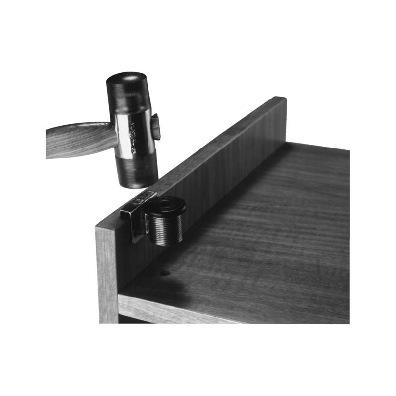 pied de meuble r glable type f pour professionnels w rth. Black Bedroom Furniture Sets. Home Design Ideas