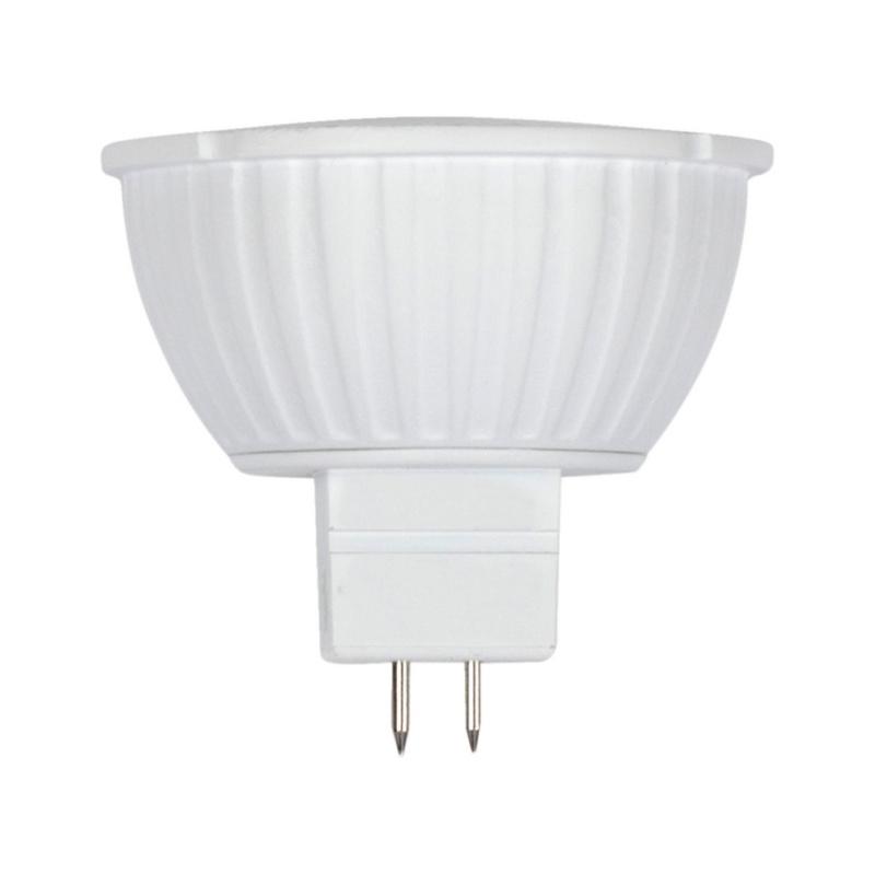 Ampoule LED, GU5.3, sans variation d'intensité  - LAMP LED GU5.3 6W 2800K 400LM 36°