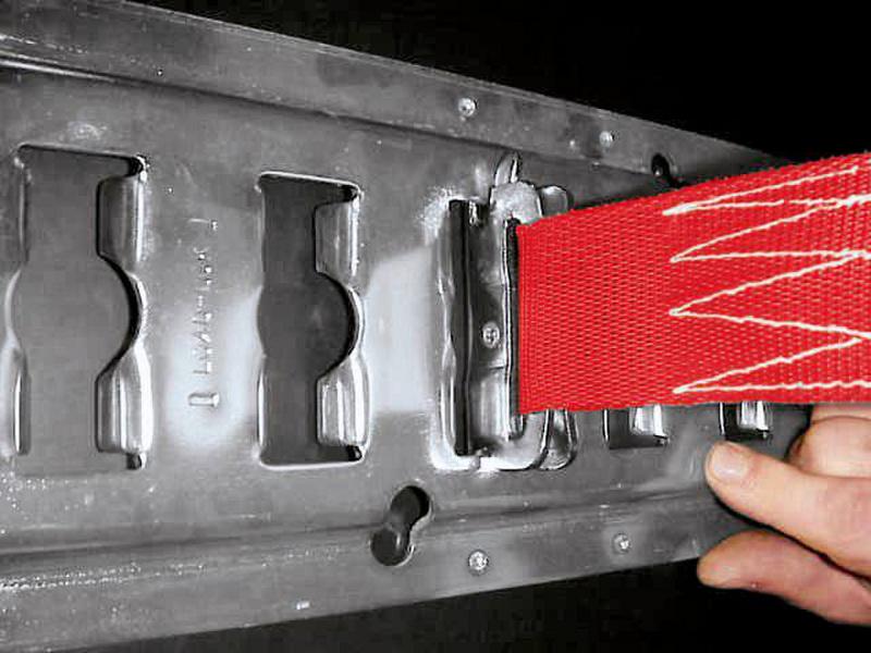 Cinghia di ancoraggio a cricchetto per ancoraggi interni - 0