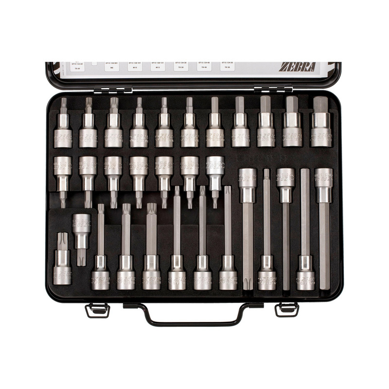 1/2 inç lokma anahtarı ürün gamı - ALYAN LOKMA SETİ 1/2I-TX-XZN-31PARÇA
