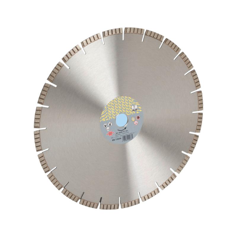Diamantový rezný kotúč pre staveniská - 2