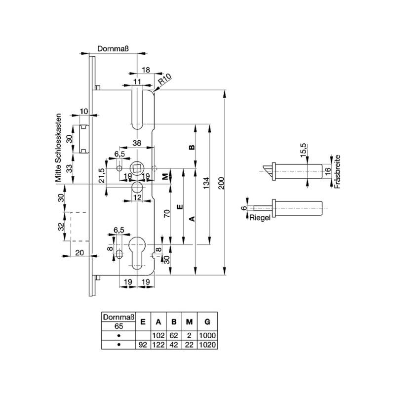 Elektronische Mehrfachverriegelung Eneo Cc 0688528300 Online