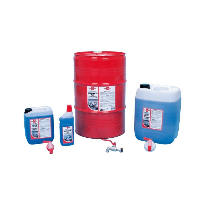 Cam temizleme Suyu Plus - DÖRT MEVSİM CAM TEMİZLEME SUYU 500ML