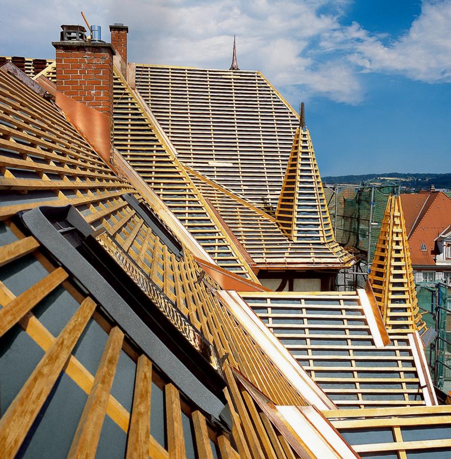 Unterspannbahnen, Fassadenmembranen Stamisol