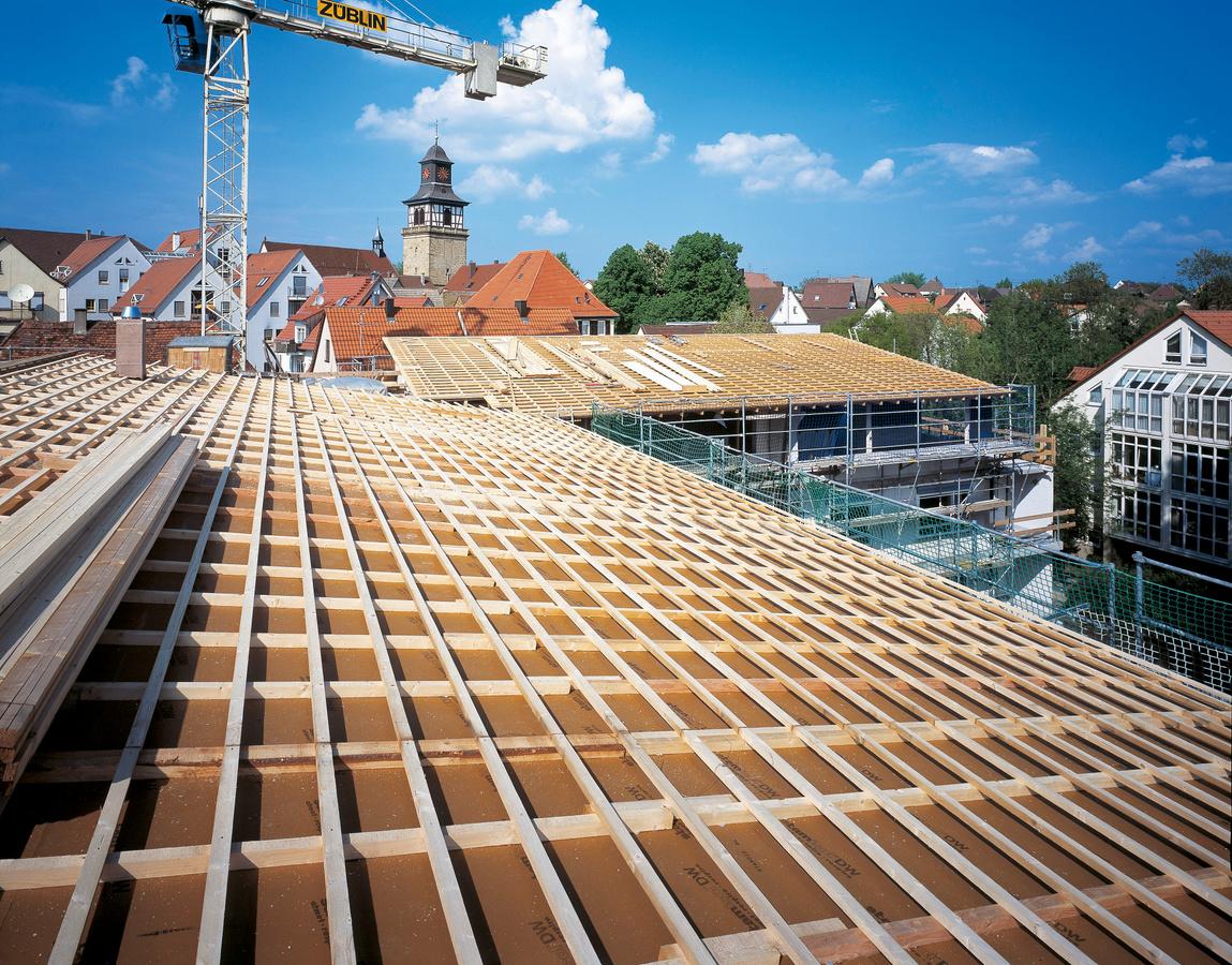 Stamisol leichtgeneigtes Dach