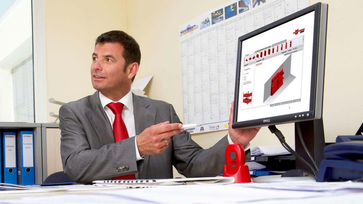Titelbild Planungstool für das ORSY® Regalsystem